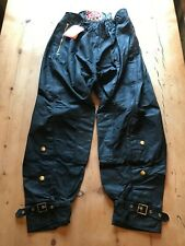 Vintage Circa 1960s Belstaff Trialmaster Motorcycle Trousers New with Tags