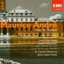 Andre, Maurice - Various: Trumpet Concertos (NEW 2 x CD)