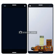 Black LCD Display Touch Screen Assembly Sony Xperia Z3 Mini Compact D5803 D5833