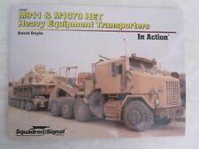 M911 & M1070 HET Heavy Equipment Transporters In Action - Squadron 10262