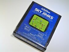 Atari 2600 Game Sky Jinks Atari 2600 Video Game System