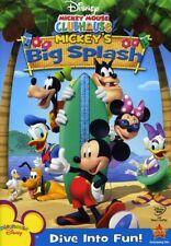 Mickey's Big Splash [New DVD] Full Frame