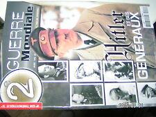 ¤¤ 2e Guerre Mondiale Thematique n°8 Hitler & ses Generaux