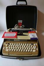 Smith Corona Coronet Automatic Electric 10 Portable Typewriter Case Manual VIDEO