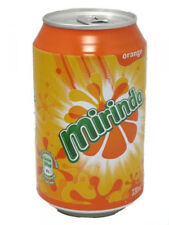 Aanbieding 72 blikken Mirinda Orange 0,33 l  nu slechts  € 30,75