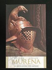 Ex libris Murena signé Delaby  ETAT NEUF