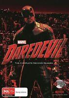 Daredevil Season 2 Two Second DVD NEW Region 4