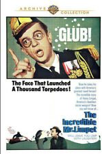 The Incredible Mr. Limpet [New DVD] Full Frame, Subtitled, Amaray Case