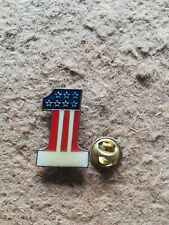 Pin's Pins n°1 logo usa Biker