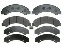 Front Brake Pad Set For 1998-2017 Isuzu NPR 2006 1999 2000 2001 2002 2003 F265ZM