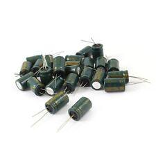 25 pzs Condensadores electroliticos radiales 10x25mm 3300uF 16V Baja ESR K3I4