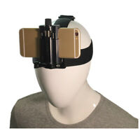 Smart Phone Viewer Head Holder for iPhone Adjustable Headband Capviewer