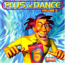 Compilation ‎CD Plus De Dance Volume 5 - France (EX/EX)