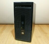 HP ProDesk 400G2 Windows 10 Tower PC Intel Core i3 4th Gen 3.5GHz 4GB 500GB WiFi