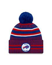 New Era NFL Buffalo Bills Blue Home 2019/2020 Sport Knit Sideline Beanie Hat