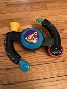 1998 Hasbro Bop It Extreme Handheld Electronic Pull, Twist, Spin Game- Tested
