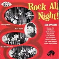 ROCK ALL NIGHT -  VARIOUS ARTISTS (NEW CD)
