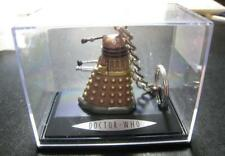 DOCTOR - WHO DALEK DIECAST METAL KEYCHAIN IN THE BOX SEALED OLD