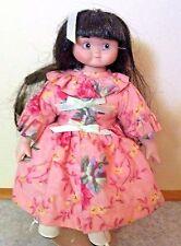 "1994 Goebel Dollie Dingle 9"" Doll~""Mini Party Doll Series"" ~Designer: Bette Ball"