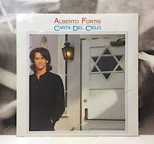 ALBERTO FORTIS - CARTA DEL CIELO LP NUOVO SIGILLATO 1990 EPIC 466496 1