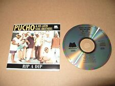 Pucho & His Latin Soul Brothers Rip A Dip cd 1995 Near Mint Condition