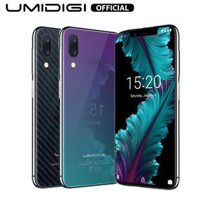 Umidigi One Smartphone Dual SIM Octa Core 5.9'' 4Go+32Go téléphone intelligent