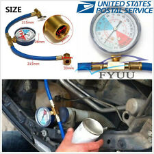 Car SUV R134A A/C Refrigerant Refill Pipe Recharge Measuring Hose New