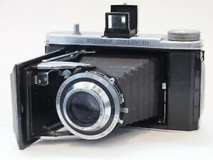 Kershaw Curlew III 6X9 Folding Camera, Taylor Hobson Roytal 105m F3.8. No u11803