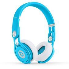 Beats by Dr. Dre Mixr Headband Headphones - Neon Blue