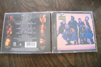 CD - THE HARD CORPS - DEF BEFORE DISHONOR - EASTWEST RECORDS