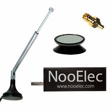 NooElec NESDR Mini 2+ Al: TCXO RTL-SDR Radio Receiver, RTL2832U & R820T2 UK