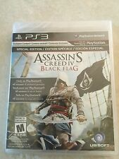 Assassin's Creed IV: Black Flag Sony PlayStation 3 PS3 - Brand New