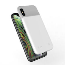 Power Charger Battery Case For iPhone Xr Xs Max Rechargeable 5200mAh Power Bank