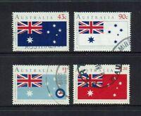 AUSTRALIA DECIMAL..1991 AUSTRALIA DAY...SET OF 4