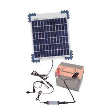 Chargeur OPTIMATE SOLAR + panneau solaire 10w pour batterie 12V TM-524
