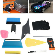 Car Window Glass Tint Film Installation Wrapping Vinyl Tools Squeegee Scraper