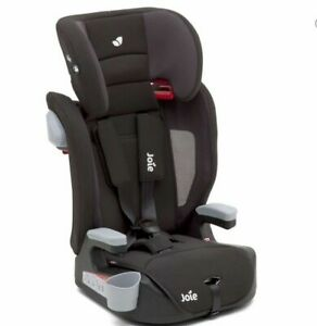 Joie Meet Elevate Car Seat Group 1/2/3 Two Tone Black New