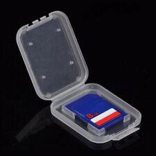 10 X Sd Karten Kasten Halter Micro Sdhc Speicher Harter Schutz Box Für 32Gb M6Q8