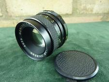 nice vintage Mamiya Sekor SX 1:1.8 55mm lens M42 Screw mount