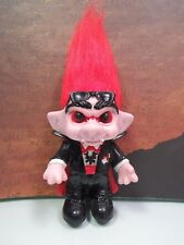 "DRACUTROLL / DRACULA / VAMPIRE - 1993 4"" Galoob Troll Doll"