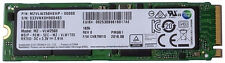 Samsung PM961 256GB M.2 NGFF PCIe Gen3  x4, NVME Solid state drive SSD, OEM 2280