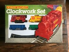 HORNBY Clockwork train set boxed 2571 in great condition