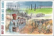 France 2017 Battle of Chemin des Dames/WWI/Soldiers/Army/Military 2v m/s n39183p