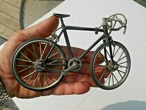 Diecast Metal Bicycle Model Toy Bike