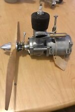 Ohlsson And  Rice 60 vintage engine. 77 Productions Conversion.