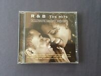 CD R&B THE HITS - 16 ULTIMATE SMOOTH GROOVES