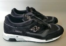 New Balance Made in England 1500 JKK, Size 12 US 46.5 EUR, NWT Black White Suede