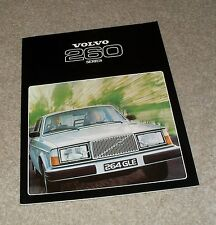 Volvo 260 Series Brochure 1978 - 264 GL 265 GL 264 GLE 265 GLE