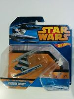 Star Wars Hot Wheels Vehicles : Vulture Droid CGW71 collect them all nuovo new