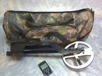 Bag for the transportation of the metal detector XP DEUS(ORX) New Free Shiping!
